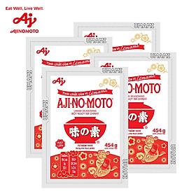 [COMBO 16] 4 Bột ngọt AJI-NO-MOTO 454g