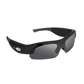 HD 1080P Sunglasses Camera Wide Angle 120 Degrees Mini Camera DV Video Camera Smart Glasses for Outdoor