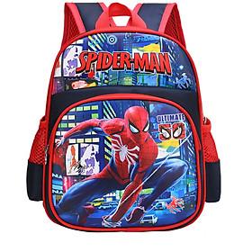 Balo trẻ em siêu nhân nhện cho bé trai mẫu giáo (1-4y)