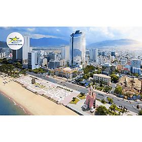 Tour Sài Gòn Đi NHA TRANG 3N3Đ - VinPearl Land - Nhà Thờ Đá - Tháp Bà Po Ngar - Tắm Bùn Khoáng - Đảo Hòn Một - Chùa Long Sơn