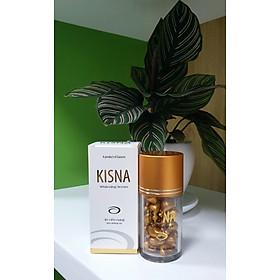 Viên nang dưỡng trắng, trị nám Kisna 30 viên-15