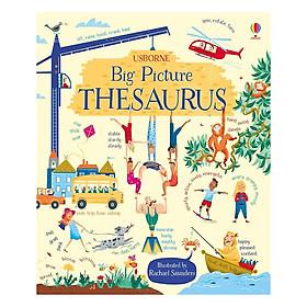 Usborne Big Picture Thesaurus