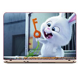Miếng Dán Trang Trí Decal Laptop Animal Cartoon DCLTDV 180