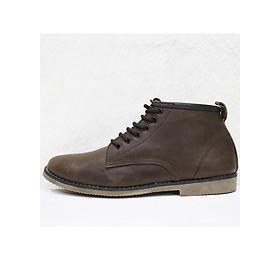 Giày Boot da bò thật cao cấp B08
