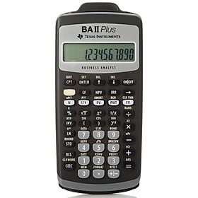 Máy Tính Texas Instruments BAII plus