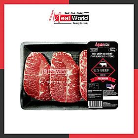 Thịt chóp vai bò Mỹ BBQ 500g