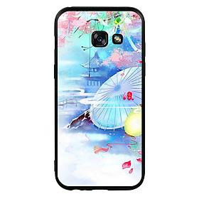 Hình đại diện sản phẩm Ốp lưng viền TPU cho điện thoại Samsung Galaxy A3 2017 - Diên Hi Công Lược Mẫu 7