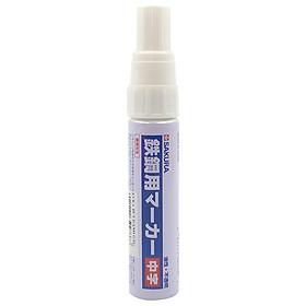 Bút Đánh Dấu Kim Loại Metal Marker Sakura 3.0mm - Màu Trắng
