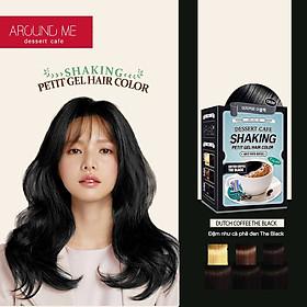 Thuốc Nhuộm Tóc Hàn Quốc Tự Nhiên Around Me Shaking Petit Gel Hair 60g/60g