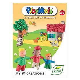 Sách Hướng Dẫn Tạo Hình PLAYMAIS PM150520.1