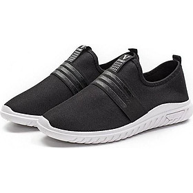 Giày Sneaker Thể Thao Nam Yamet SN03059BW