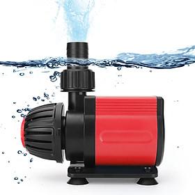 Máy bơm HA 8000 - HA10000 - HA12000 lõi trục gốm, 9 nấc chỉnh nước dùng cho bể cá, hồ cá, hòn non bộ - Máy bơm chìm cao cấp