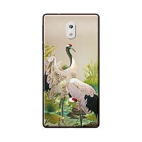 Ốp Lưng Dành Cho Nokia 3 - Chim Hạc