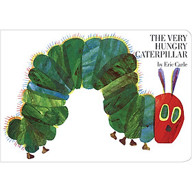 The Very Hungry Caterpillar (Mini Hardcover Edition) (Eric Carle)