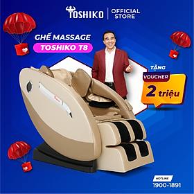 Ghế massage trị liệu toàn thân Toshiko T8