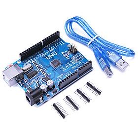 Kit Lập Trình Arduino UNO R3-Hàng Chính Hãng