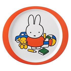 Đĩa Trẻ Em Chủ Đề Thỏ Miffy Melamine Mepal