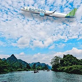 [HCM] Tour 5N4Đ Hà Nội - Ninh Bình - Hạ Long - Chùa Hương, Bay Bamboo Airways, Khởi Hành Thứ 5 Hàng Tuần