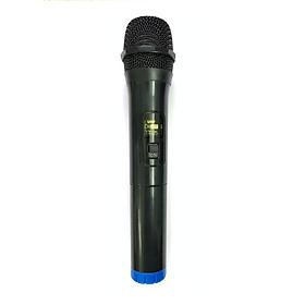 Micro Karaoke Không Dây UHF 770.85MHZ Đa Năng Dành Cho Loa Kéo, Amli, Loa xách tay Bluetooth (Màu Ngẫu Nhiên)