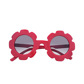 Cute Sun Flower Sunglasses for Children, High-Quality Sun Flower Children Glasses with UV Protection