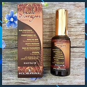Tinh dầu dưỡng tóc Kleral Huile D'argan oil Trattante Olio Italy 50ml