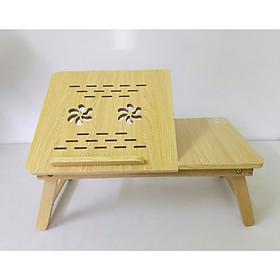 Bàn laptop gỗ sồi cao cấp