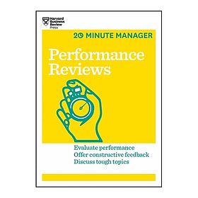 Harvard Business Review: 20 Minute Manager: Performance Reviews
