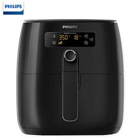 Nồi chiên không dầu điện tử Philips HD9741 Công suất 1500W, dung tích 3 Lít- Hàng nhập khẩu