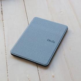 Bao Da Cover Cho Máy Đọc Sách Kindle Paperwhite Gen 4(10th-Generation) - Mẫu Vân vải