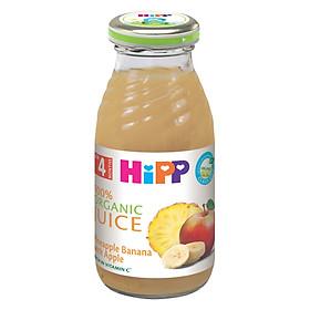 Sinh Tố Táo Dứa Chuối Vitamin C HiPP 8015 (0.2L)