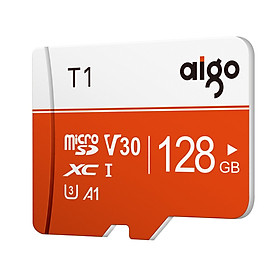 Patriot (aigo) 32GB TF (MicroSD) memory card T1 high-speed version read speed 97MB / s