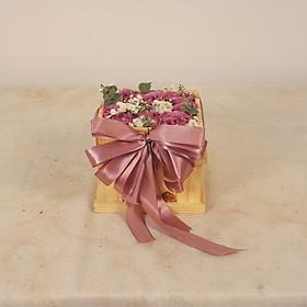 Hộp hoa tươi - Endless Love 4319