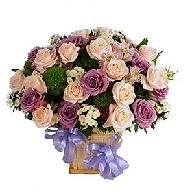 Hộp hoa tươi - Mùa Yêu Thương 3941