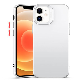 Ốp Lưng Cho iPhone 12 Mini / 12 & 12 Pro / 12 Pro Max ESR Liquid Shield Slim Case - Hàng Nhập Khẩu