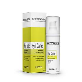 Kem dưỡng ẩm dành cho da dầu và da hỗn hợp Dermaceutic Pháp - Hyal Ceutic