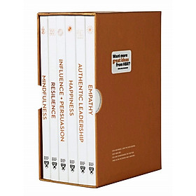 Harvard Business Review: Emotional Intelligence Boxed Set (6 Books - HBR Emotional Intelligence Series)