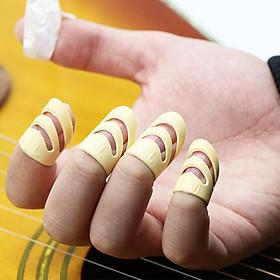 Bọc Ngón Tay Chơi Guitar (4 Cái - 3 Ngón Và 1 Ngón Cái)