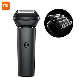 Máy cạo râu điện Xiaomi Mijia 5 đầu cắt Máy cắt dành cho nam Dao cạo chống thấm nước 15.000 vòng / phút Động cơ Type-C có thể sạc lại