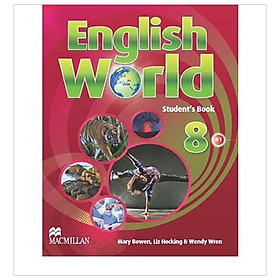 English World Level 8: Student Book