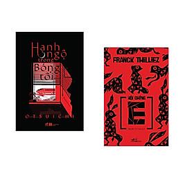 Combo 2 cuốn sách: Hạnh ngộ trong bóng tối + Hội chứng E