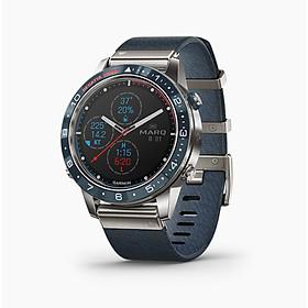 Đồng hồ thông minh Garmin MARQ, Captain, Thiết bị đeo thông minh GPS, SEA - Hàng chính hãng