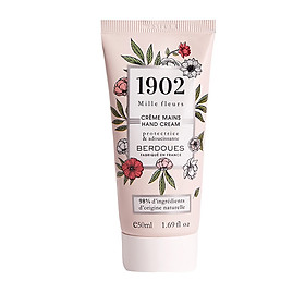 Kem Dưỡng Tay Berdoues 1902 Mille Fleurs Hands Cream 50ml