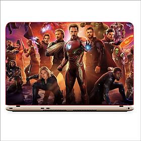 Mẫu Dán Decal Laptop Mẫu Dán Decal Laptop Cinema - DCLTPR 252