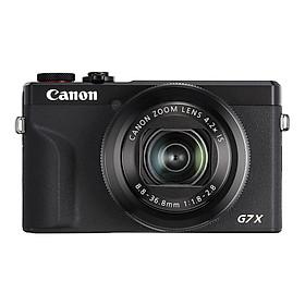 Máy ảnh Canon PowerShot G7 X Mark III - Hàng Chính Hãng