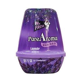 Sáp gel thơm phòng PureAroma 180g korea mẫu mới
