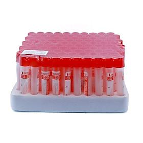 Hình đại diện sản phẩm Ống nghiệm đông máu Serum Hồng Thiện Mỹ hộp 100 ống
