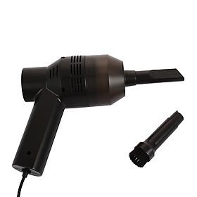 Máy Hút Bụi Mini Cầm Tay Sạc USB Cho PC/Pet/ Xe Hơi