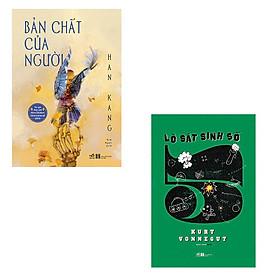 Bộ 2 cuốn tiểu thuyết hay về chiến tranh: Bản Chất Của Người - Lò Sát Sinh Số 5