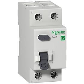 Cầu dao / Aptomat chống giật Schneider Electric RCCB Easy9 30mA 2P
