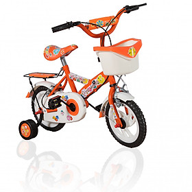 Xe đạp 12inch Bông Mai - Giao màu ngẫu nhiên